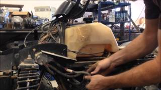 9. How To Clean the Carburetor on a Polaris Magnum 325