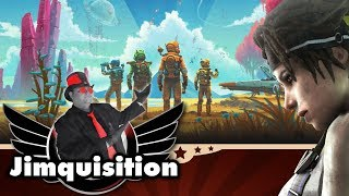 Video No Man's Sky Next And The Concept Of The Mega Patch (The Jimquisition) MP3, 3GP, MP4, WEBM, AVI, FLV Desember 2018