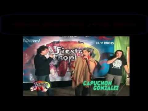 CAPUCHON GONZALEZ LLEVO Y TRAIGO HUMOR 2013