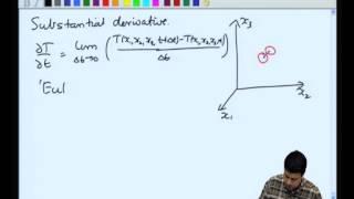 Mod-01 Lec-09 Mass conservation equation
