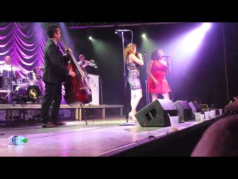 Video All About That Bass - Postmodern Jukebox Encore - Live in Dallas download in MP3, 3GP, MP4, WEBM, AVI, FLV January 2017