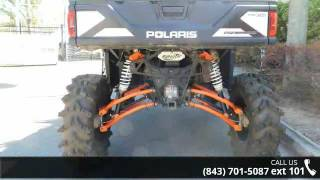 7. 2015 Polaris® Ranger XP® 900 EPS White Lightning ...