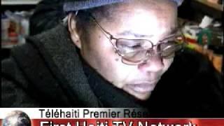 Haiti Earthquake Brooklyn Diaspora Live Reportage Via Tele Haiti - Telehaiti.com