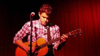 John Mayer - Split Screen Sadness (Acoustic)