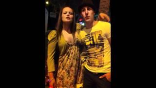 Crazy Girl Teaching Bartender Danish Version Of