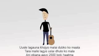 Mero Guitar by Mc Flo (2013)