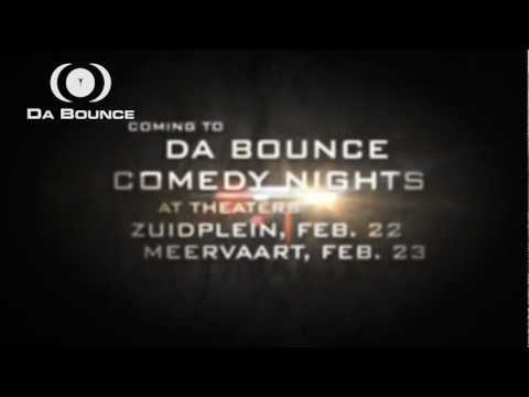 Comedian TK Kirkland at Da Bounce Comedy Nights 22+23 Feb 2013