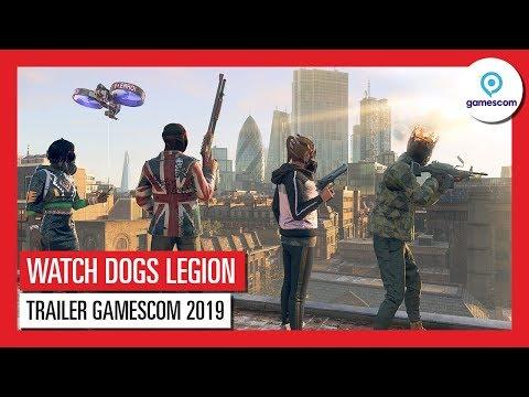 Incarnez tous les personnages : explications  de Watch Dogs Legion