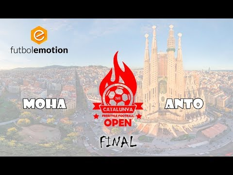 FINAL CFFO 2019 | Moha vs Anto
