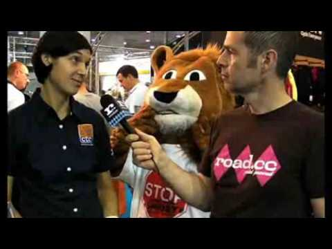 Cycle Show - SMIDSY the lion