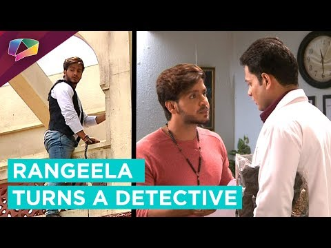 Rangeela becomes Detective To Find Out Chaudhary's