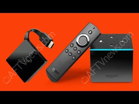 The New 4K HDR Fire TV Stick & New Echo Devices From Amazon