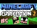Minecraft: Cubeception 2 ft VenomExtreme - Reis do Labirinto! #5 =D