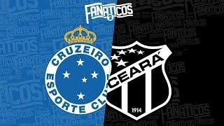 Cruzeiro e Ceará fazem o duelo pela liderança do grupo 2! O vencedor dará um importante passo rumo ao grupo final. Quem vai...