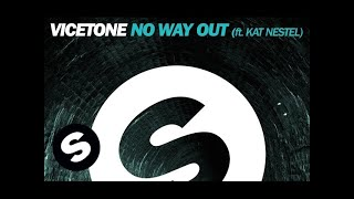 Thumbnail for Vicetone ft. Kat Nestel — No Way Out
