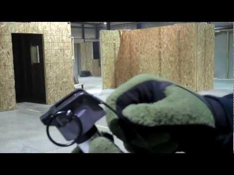 Thunder B V2 Sound Grenade Demonstration