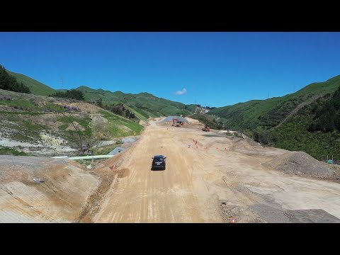 Transmission Gully motorway project update – February 2020