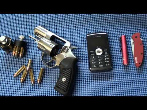 Home Defense Setup