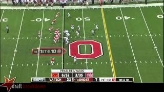 Dadi Nicolas vs Ohio State (2014)
