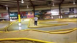Flowood Rc 1/8 Expert Buggy Race Main 2-25-2012