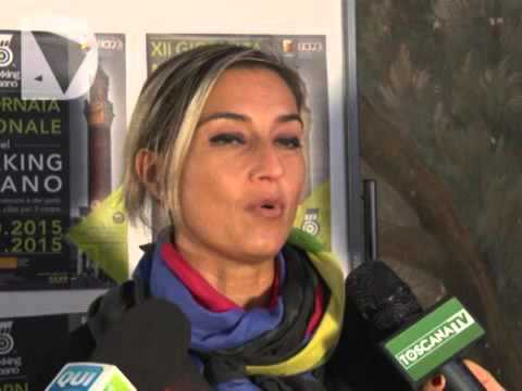 SONIA PALLAI SU 12° GIORNATA NAZIONALE DEL TREKKING URBANO - video