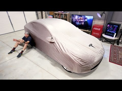 This Is The Car Of The Future... (видео)
