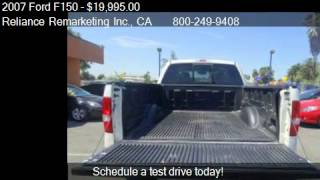 2007 Ford F150 Lariat SuperCrew 4WD - for sale in Ontario, C