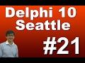 aula 6513 delphi 10 seattle usando DBExpress TSQLConnection para acessar o banco de dados