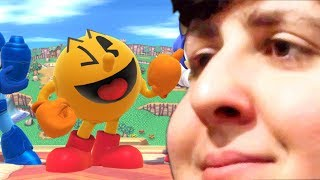 Another Pac-Man joke response? Another Pac-Man joke response!
