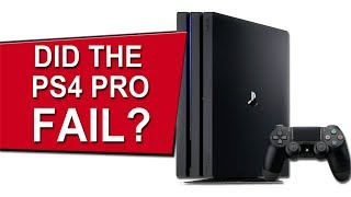 PS4 Pro Review - Did PlayStation 4 Pro Fail?? A 2018 Review & Analysis!