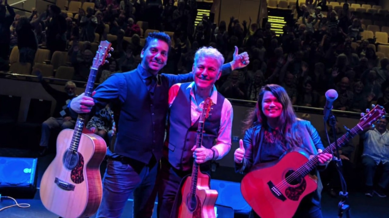 Acoustic Guitar Spectacular 2018 tour memories.