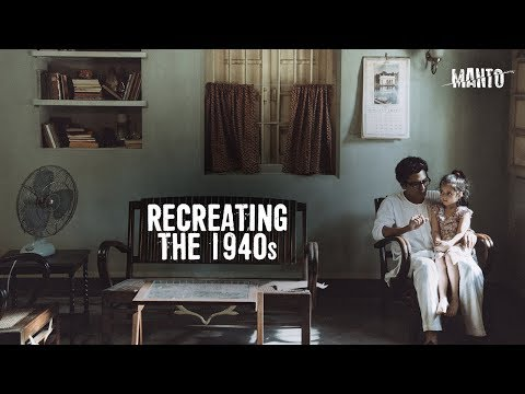 Recreating the 1940's- Nawazuddin Siddiqui | Nandita Das | In Cinemas 21st September 2018