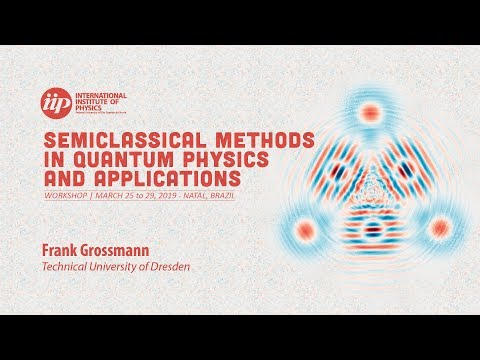 Semiclassical initial value representations - Frank Grossmann