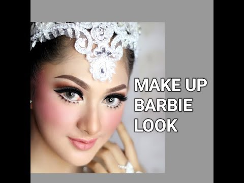 "makeup ""Barbie Look"" with kosmetik LT Pro Profesional Makeup by Yohanes Soelarso"