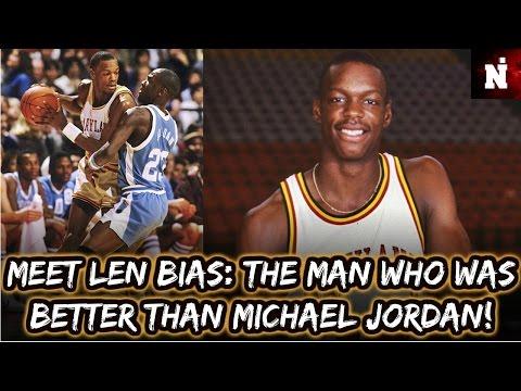 Meet Len Bias: The Man Who Was Better Than Michael Jordan !