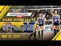 Download Lagu UAAP 81 WV Finals: Ateneo fights off UST in Game 3 to claim UAAP 81 title! | May 18, 2019 Mp3 Free