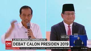 Video Momen Saat Jokowi Bertanya Tentang Unicorn & Jawaban Ragu Prabowo | Debat ke-2 Capres 2019,  Seg 5/6 MP3, 3GP, MP4, WEBM, AVI, FLV Juni 2019