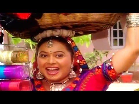 Neelu Vaghela In Rajasthani Movie, Lado Tharo Gaon Bado Pyaro - Rajasthani Scene 4/15 (видео)