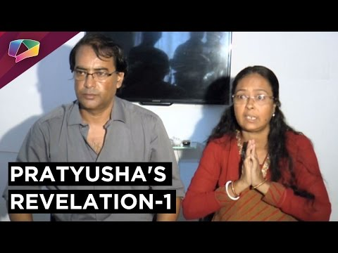 Pratyusha Banerjees parents reveal unsolved myster