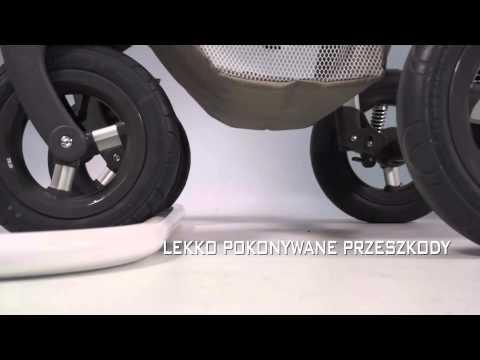 Универсальная коляска Tako La Manshe  5, коричневый лен