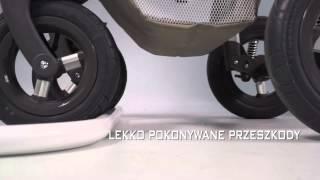 Детская коляска Tako OMEGA-WHITE NEW 6