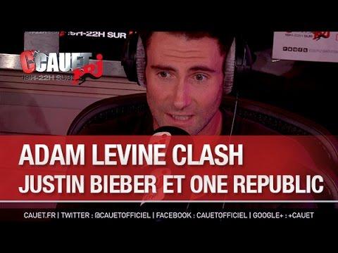 Adam Levine clash Justin Bieber et insulte One Republic – C'Cauet sur NRJ