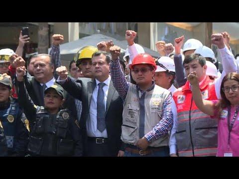 Μεξικό: Εκδηλώσεις στη μνήμη των θυμάτων των φονικών σεισμών…