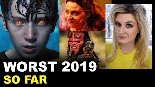 Top Ten Worst Movies of 2019 - So Far by Beyond The Trailer