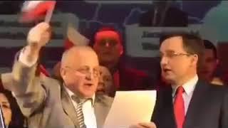 """UJAWNIAMY !!!sensacyjny film skazanego za antysemickie ekscesy Piotra Rybaka."