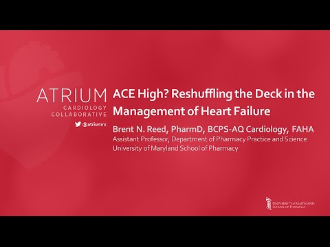 Sacubitril/Valsartan: Should We Reshuffle the Deck in the Treatment of HF?