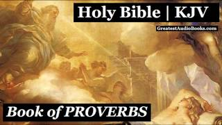 HOLY BIBLE: PROVERBS - King James Version | FULL AudioBook | Greatest Audio Books | KJV