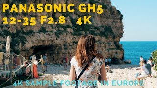 Panasonic GH5 4K Sample Footage In Europe With Panasonic 12-35mm F 2.8 II Lens... All footage shot on the Panasonic GH5 using the Natural color profile with -2 Contrast. - 5 Sharpness -5 Noise Reduction and -1 Saturation.GH5 4K sample footage was shot in Italy and Greece in late May and Early June 2017 while on a Cruise. Please give me a thumbs up and leave a comment below and let me know what you thought of the Panasonic GH5 video test.Get Your 5 FREE Retouching Actions:  http://shutterslam.com/freeSubscribe to my YouTube Channel: https://goo.gl/0AyD4uRecommended Gear: https://shutterslam.com/blog/camera-gear/Online Digital Photography Courses: https://shutterslam.com/coursesCapture One Pro 10 Discount Code: AMBCRAIG——————————————————————————————Follow Me On Social Media...Facebook: https://www.facebook.com/CraigbecktaphotographyInstagram: https://instagram.com/craigbecktaTwitter: https://twitter.com/craigbeckta500 PX: https://500px.com/craigbecktahttps://www.youtube.com/user/CraigBecktaPortrait Photography and Portrait Retouching tutorials as well as camera and lens gear reviews.Panasonic GH5 4K Sample Footage In Europe With 12-35 mm F 2.8 II Lens I hope you enjoyed this Panasonic GH5 video test.