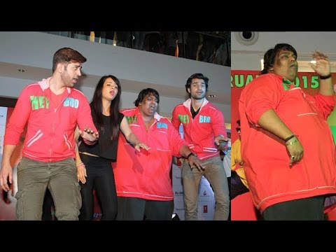 Performance On Big Hit Track Birju By Ganesh Acharya & Hey Bro Starcast