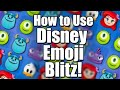 How To Use Disney Emoji Blitz Tutorial Review